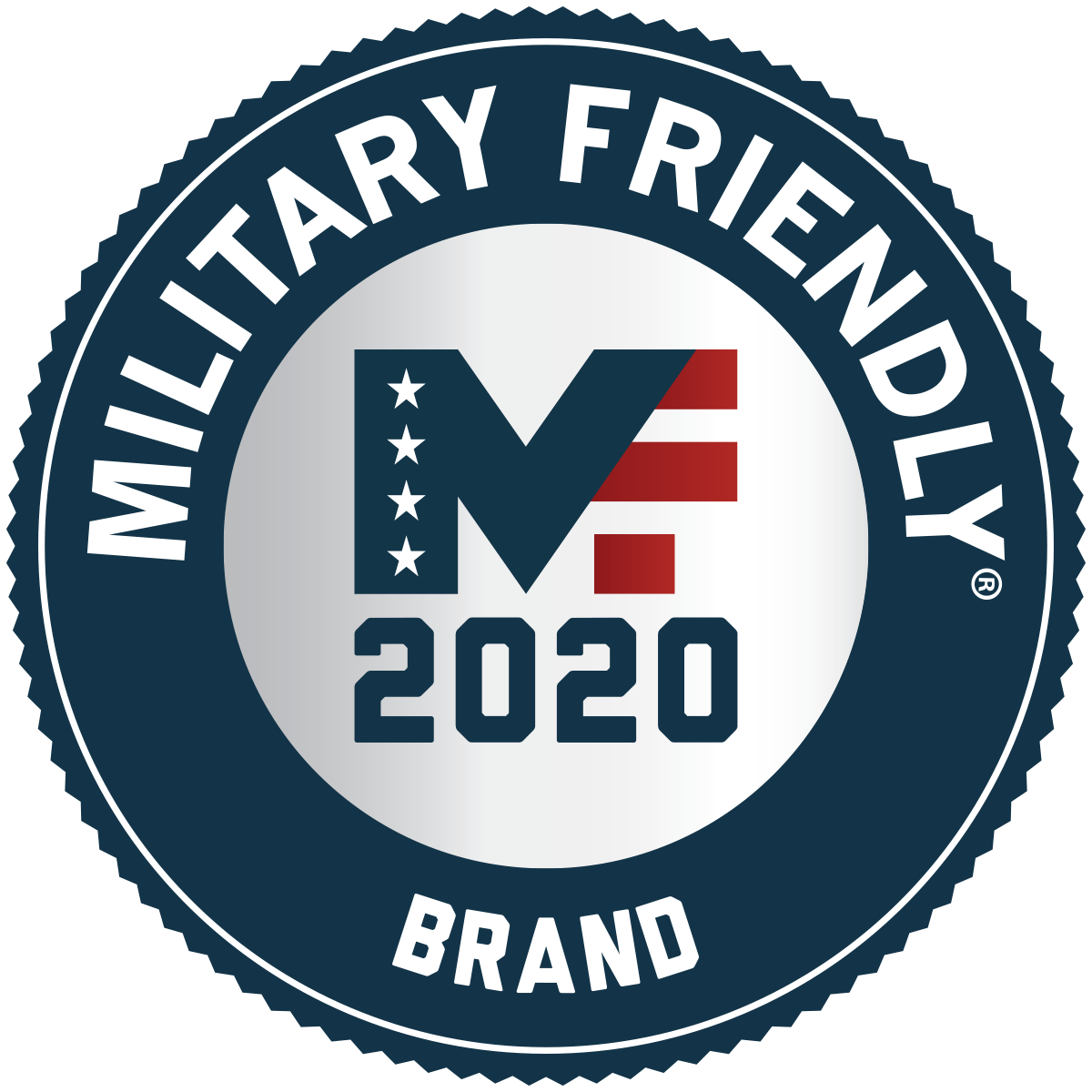 Military Friendly Brand - MF'19 Award