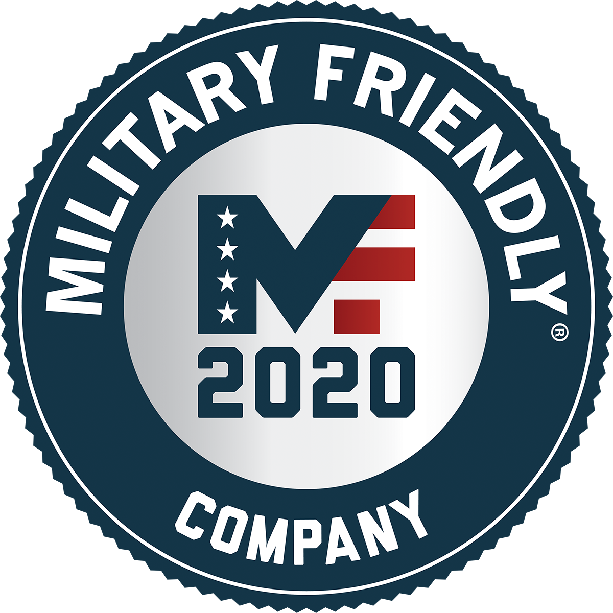 Military Friendly Employer - MF'19 Bronze