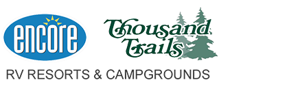 encore thousand trails logo