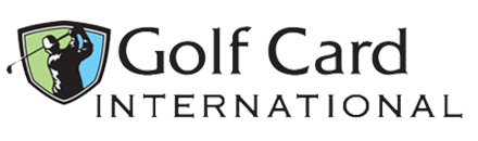 golf card logo
