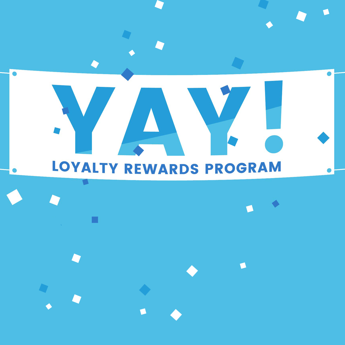 Progressive Loyalty Rewards Program Diamond