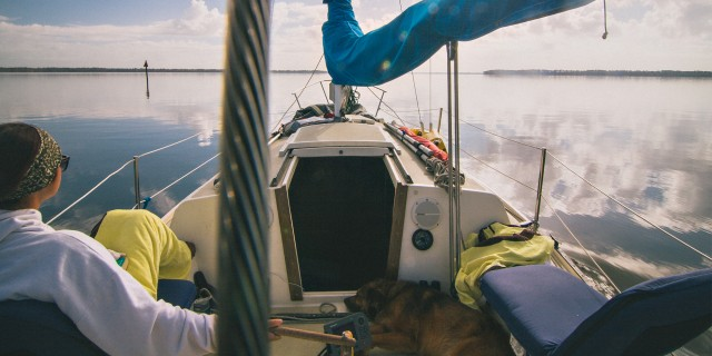 What living aboard a sailboat is like | Life Lanes
