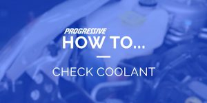 how to check coolant text