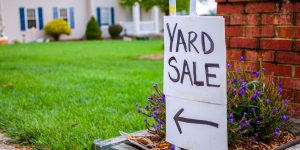 guide to garage sales