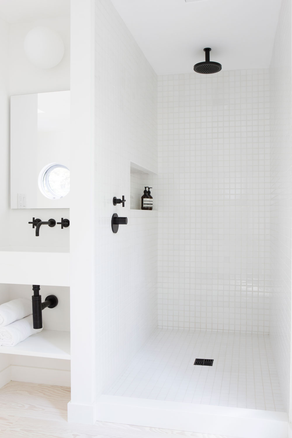 ... Your Bathroom Hardware. All You Need Is A Screwdriver! While Chrome  Might Be Classic, Both Brass And Black Options Are Very Of The Moment And  Will Help ...