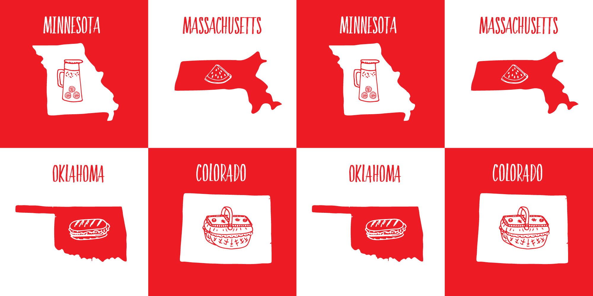 RV picnic destinations by state