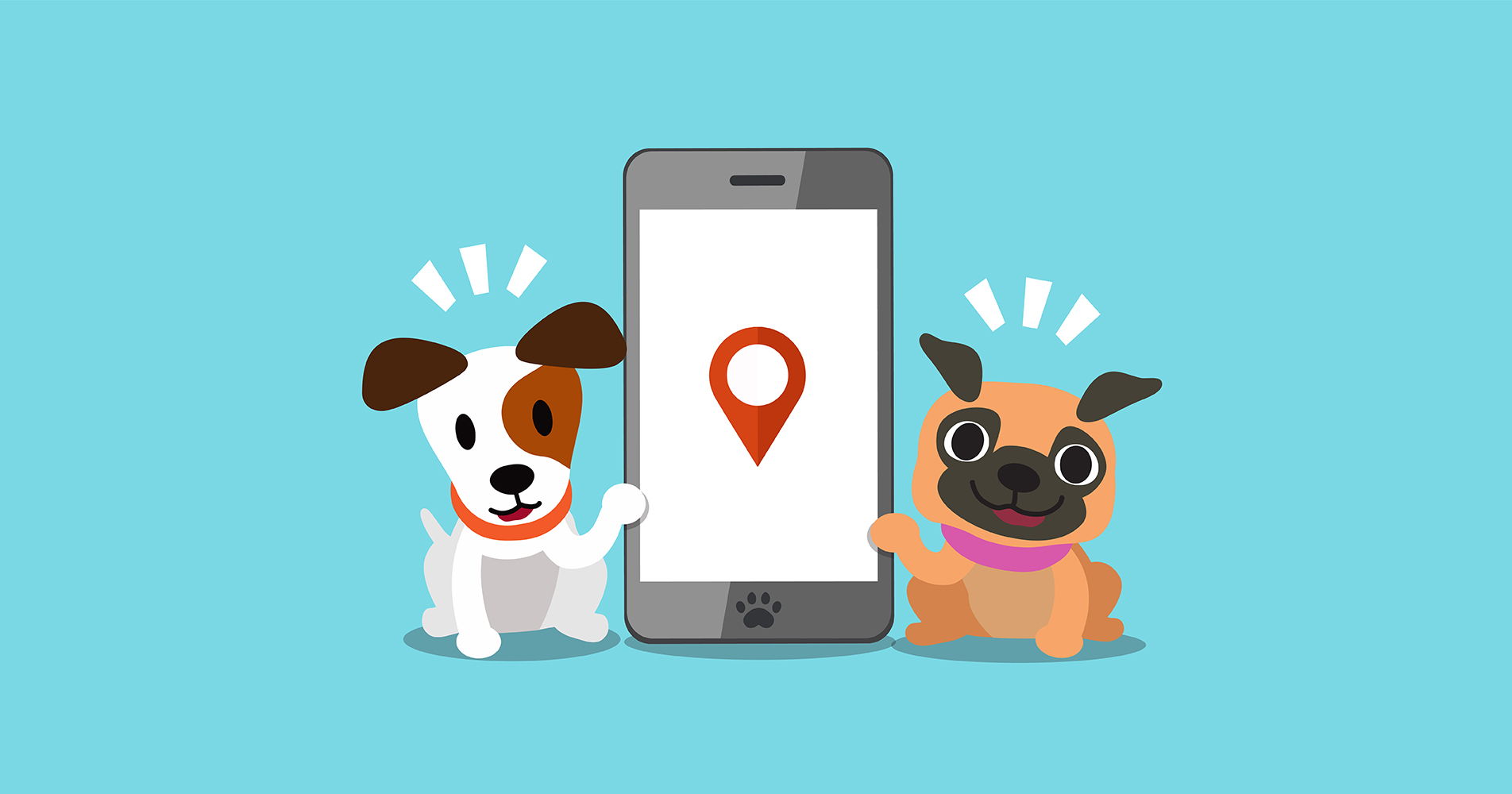 pet tracker apps