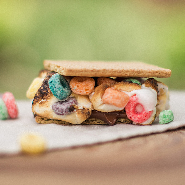 crunch time s'more