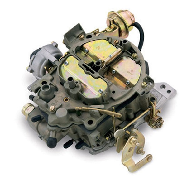 Quadrajet Carburetor