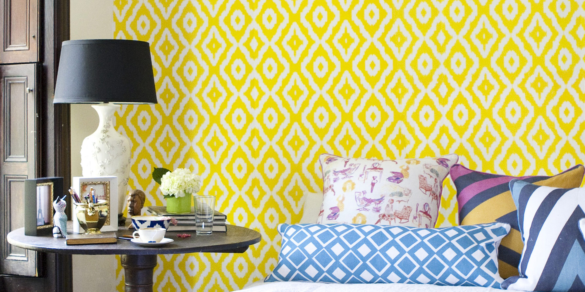 Wallpaper ideas for your home or rental | Progressive