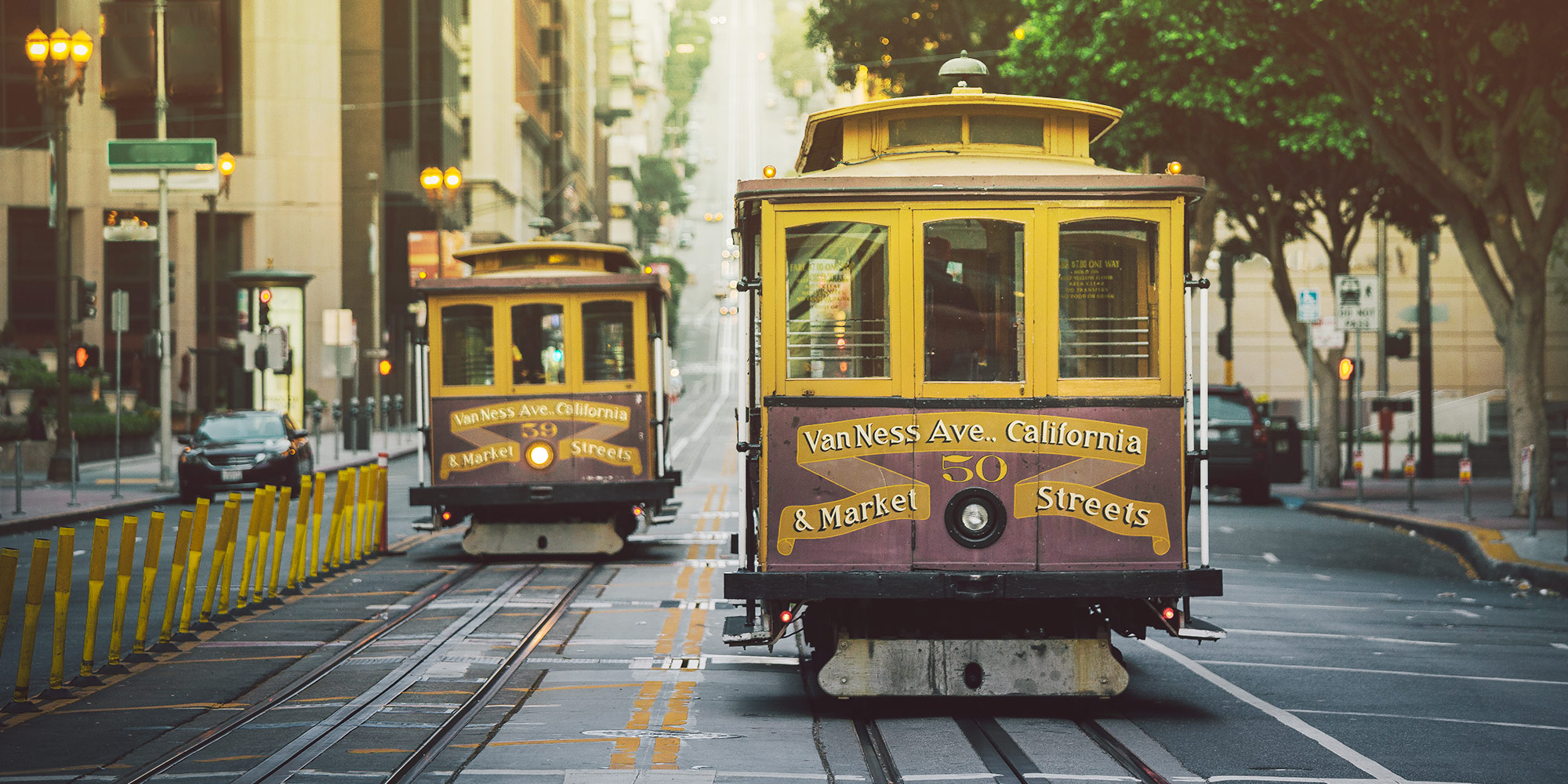 street car trolley
