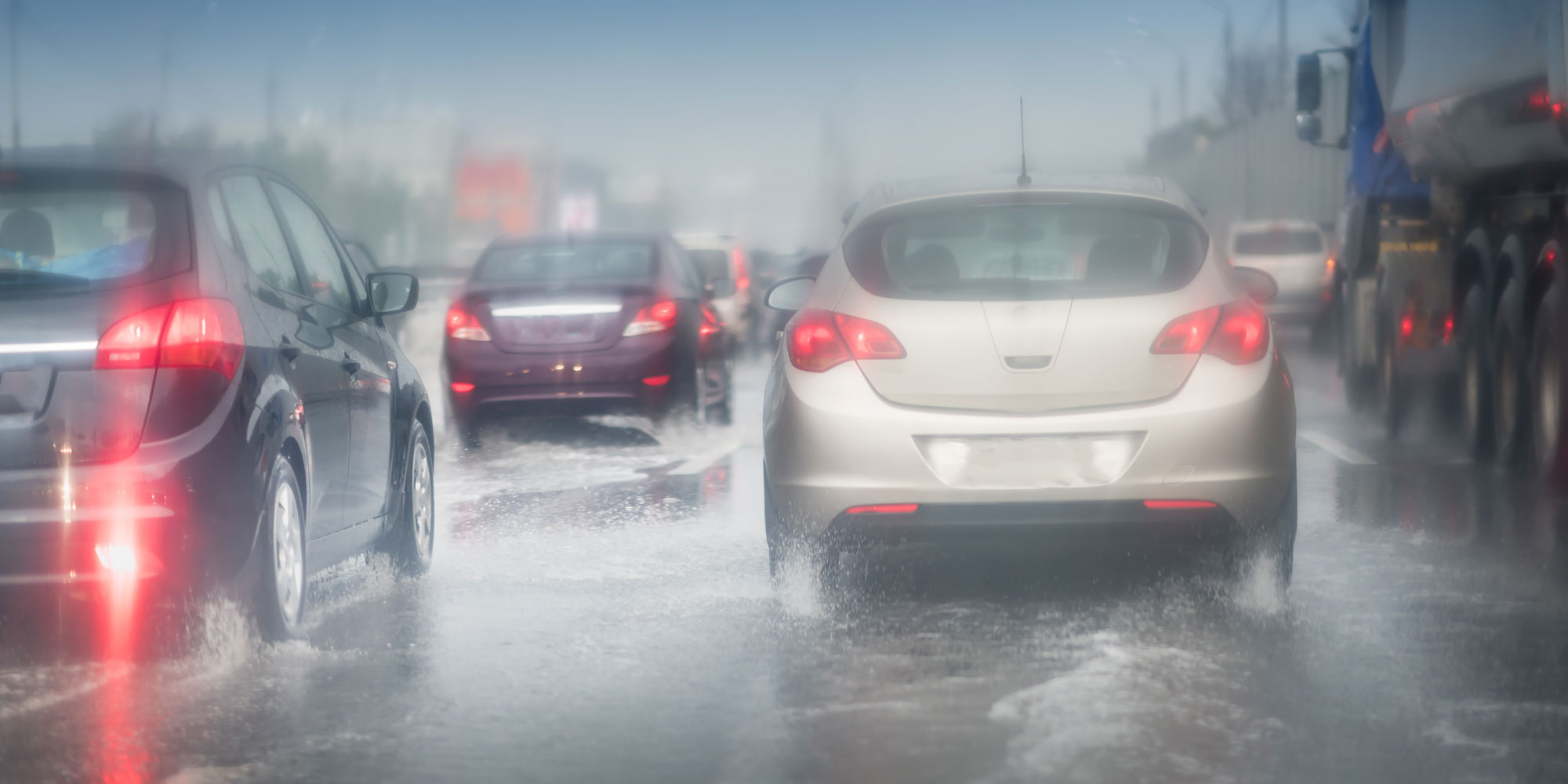 driving in severe weather